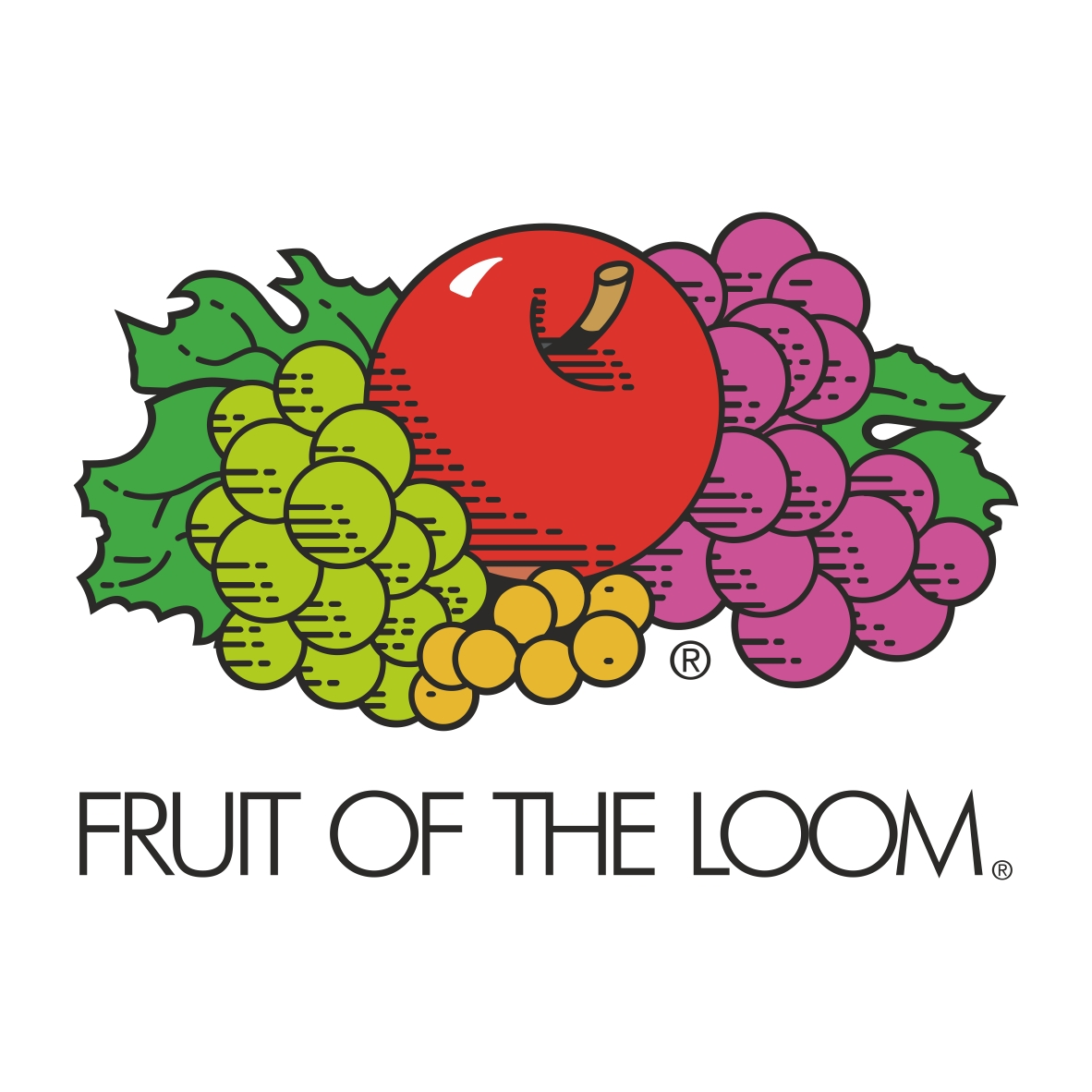 Cartella colori Fruit of The Loom