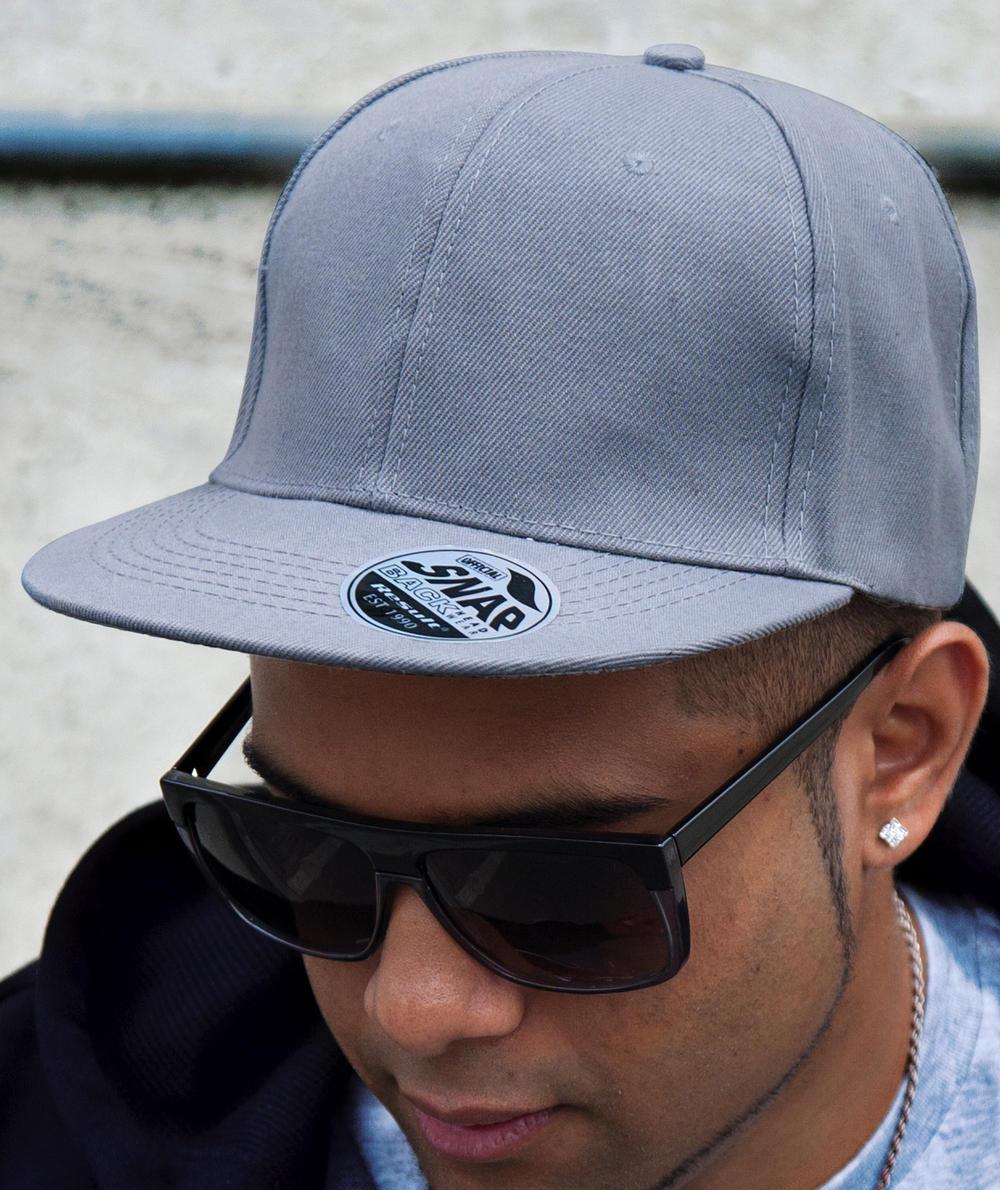 RC083X Cappellino visiera piatta Bronx Original f11a4a89d26b