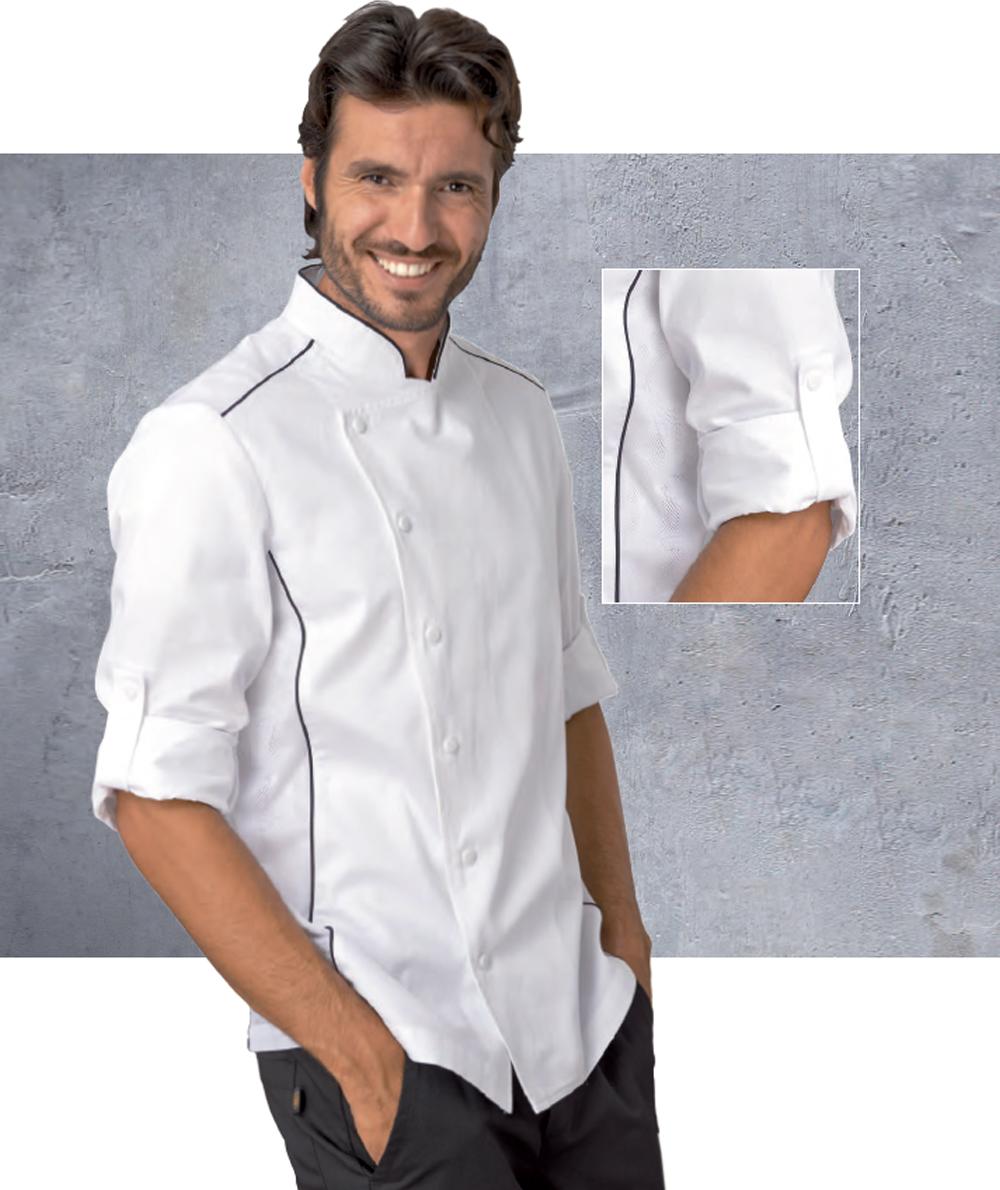 giacche cucina Siggi Horeca 28GA0191 84df35ee6807