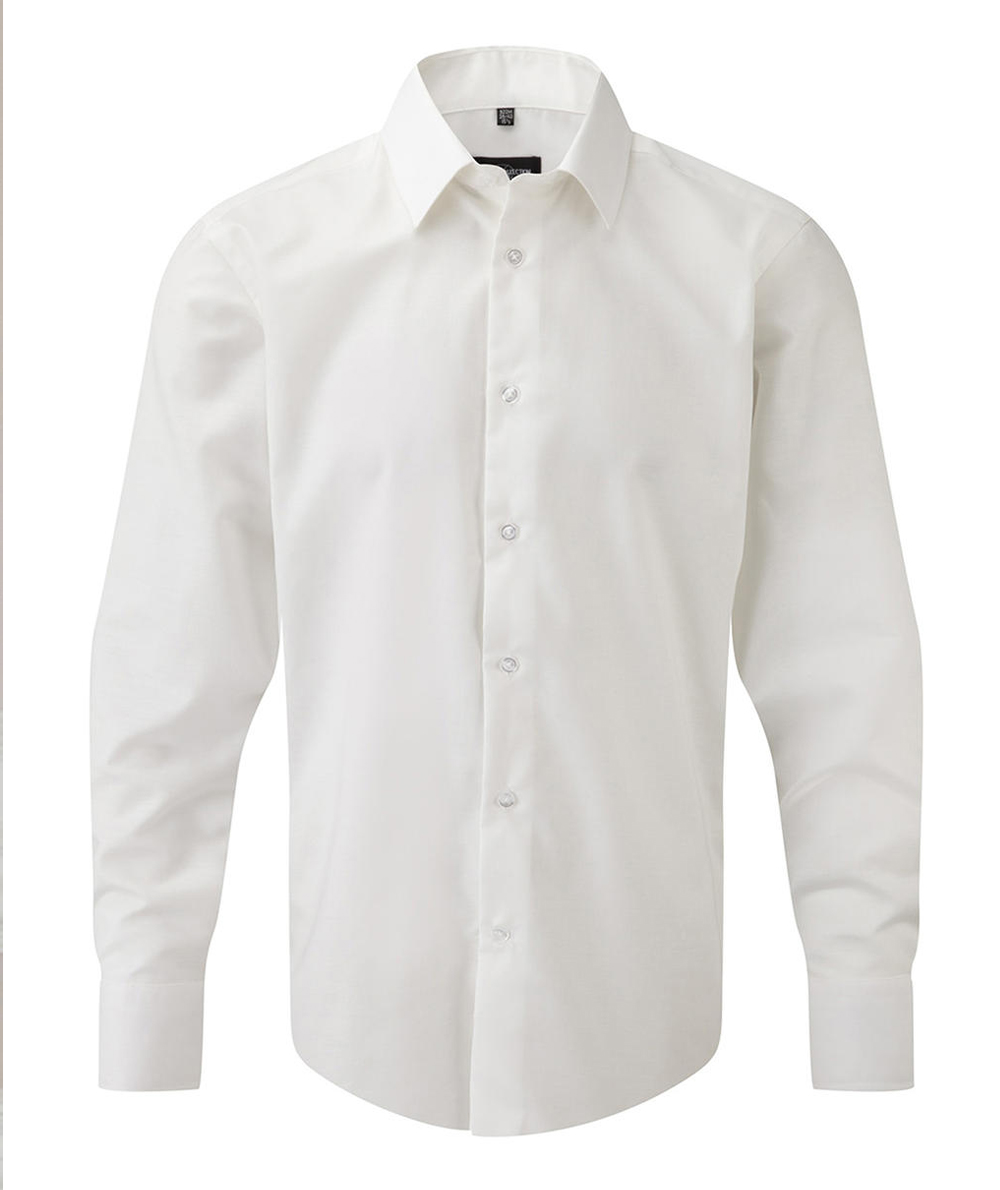 18b986dfc73c28 R922M-OUTLET Camicia uomo Oxford maniche lunghe