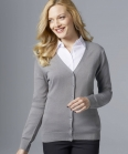 SOLS90012 Cardigan scollo a V Golden Women