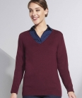 SOLS01711 Pullover a V Glory Women