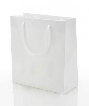 e32a8c5a6671d Sacchetti di carta plastificati personalizzati con il tuo logo ...