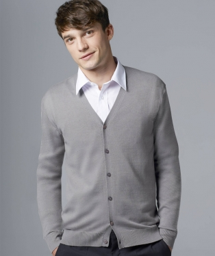 SOLS90011 Cardigan scollo a V Golden Men