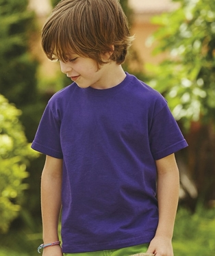 FR610330-EXP T-shirt Value Weight bambino