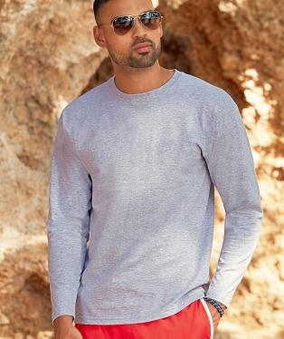 maglietta uomo T-shirt Iconic maniche lunghe