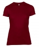 AN379 T-shirt donna Fashion Basic Tee