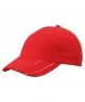 MB601 Groove Cap red