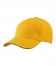 MB6526 Sandwich Cap a 5 pannelli  gold yellow
