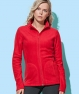 ST5100 Pile donna full zip Active